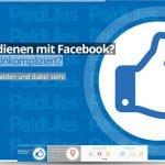 Online Geld verdienen mit Paidlikes und Facebook