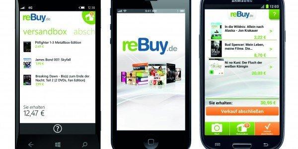 Rebuy Smatphone App