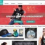 Geld verdienen im Internet mit Spreadshirt durch eigene Motive