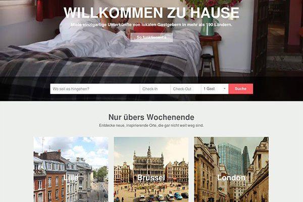 Mit Airbnb und der eigenen Wohnung / Haus nebenbei Geld verdienen