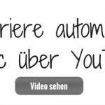 YouTube Video Werbung – Was weisst Du darüber?